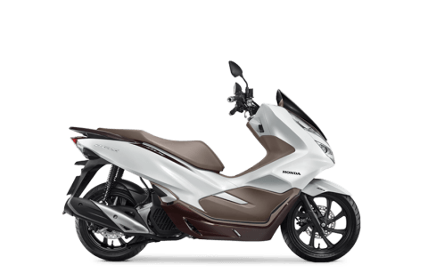 moto scooter - pcx dlx abs