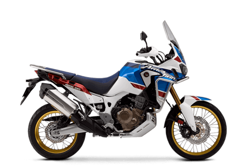 moto trail - africa twin adventure sports